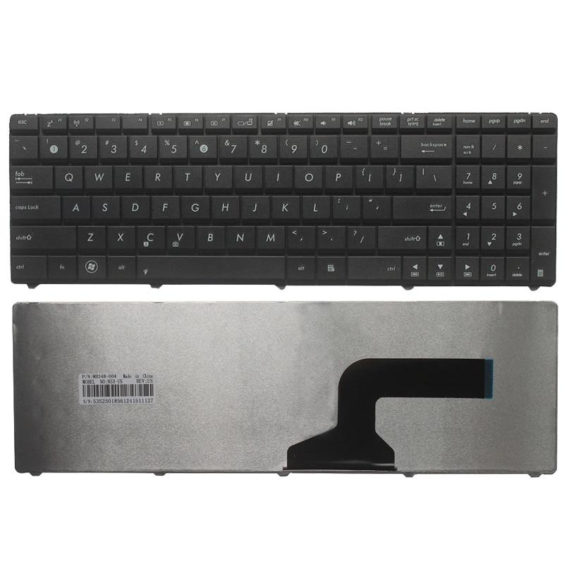 Клавиатура для ноутбука ASUS K54C K54L K54LY X54C X54L X54LY K55D K55N K55DE K55DR