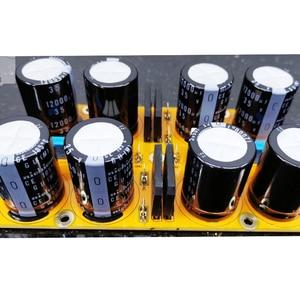 Image 3 - Kyyslb pass a3 placa de potência amplificador de apoio dupla potência retificador crc kit placa de potência amplificador de filtragem terminado