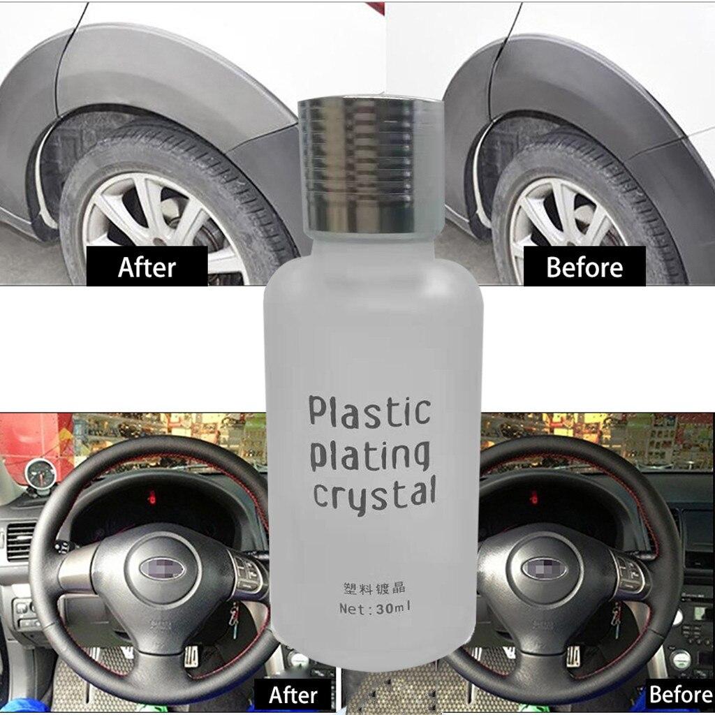 9H Nano 30ml Automotive Plastic Nano Refurbishment Plating Plastic Coating Glazing Refurbishing Agent Polishing Coating Car Fast