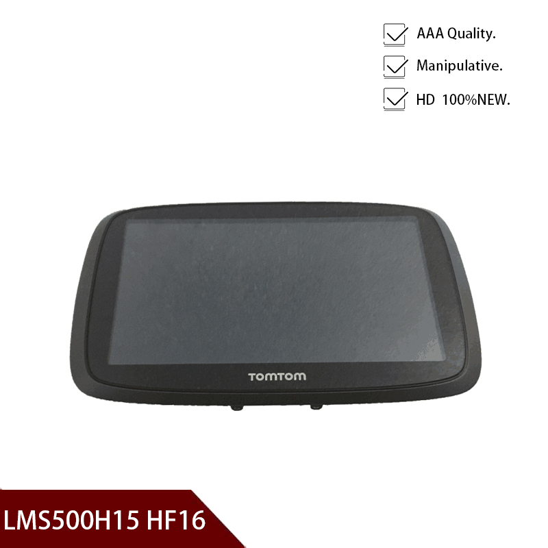 NEW Touch Screen Digitizer Glass Replacement Parts For TomTom GO 600 6000