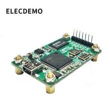 وحدة بطاقة الصوت CM6631A واجهة رقمية USB إلى I2S 32bit/192K مع لوحة فك الترميز HIFI لوحة الصوت الرقمية