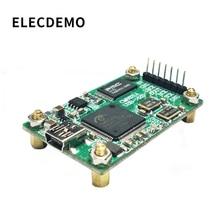 Cm6631a 사운드 카드 모듈 디지털 인터페이스 usb to i2s 32bit/192 k 디코더 보드 hifi 디지털 오디오 보드