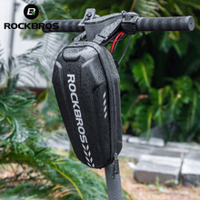ROCKBROS Hard Shell Front Frame Scooter Hanging Bag Waterproof MTB Road Bike Folding Bag Multifunctional Electric Bicycle Bag cheap CN(Origin) No Lip B60 B61 Water Repellent Hard Shell Tube Tail bag About 138 124G About 22 6*7 6*6 8cm About 24 5*10*8cm