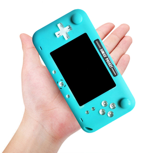 Image 5 - 2019 nieuwste 4 Inch grote Scherm Retro Handheld Game Console Draagbare video Game Player voor Nes Games HDMI Out Oplaadbare