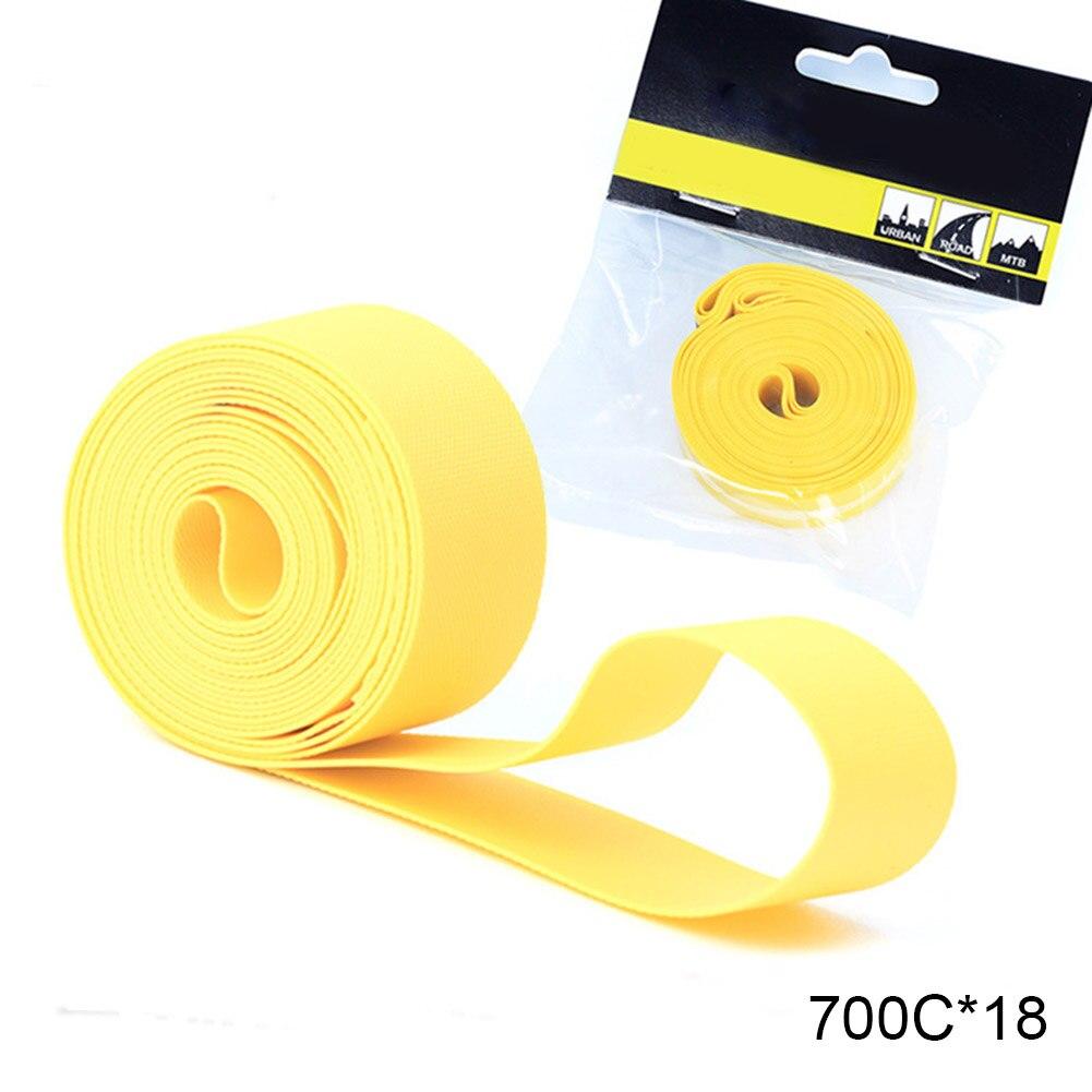 Anti Puncture Tape Pad Bike Inner Tube Kit Rim Liner Top Liner Tire Bicycle M7K4