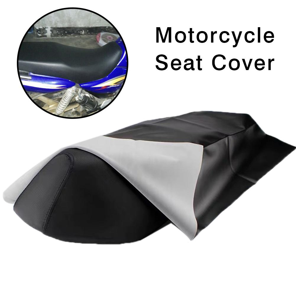 Waterproof Motorcycle Seat Cover Leather Protector Wear resisting Cover For Motorcycle Scooter Electric Vehicle 39.37 X 27.56In|Seat Covers| |  - title=