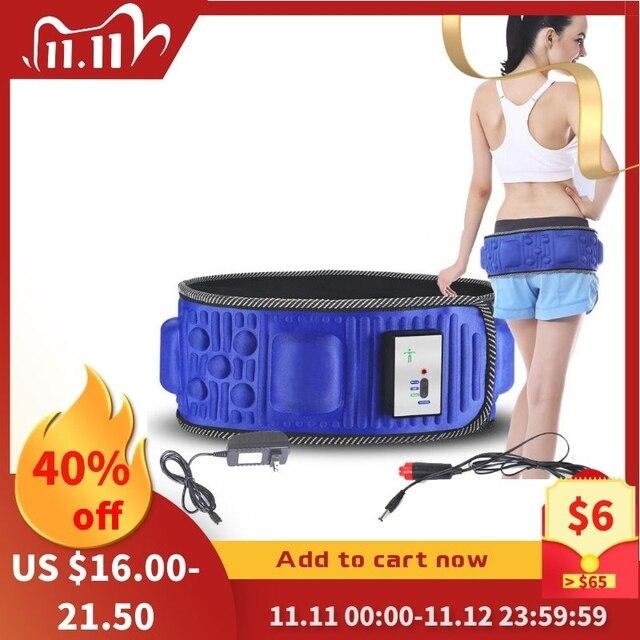 Điện Giảm Béo Giảm Thể Dục Massage X5 Lần Lắc Lư Rung Bụng Cơ Bụng Eo Tập Kích Thích