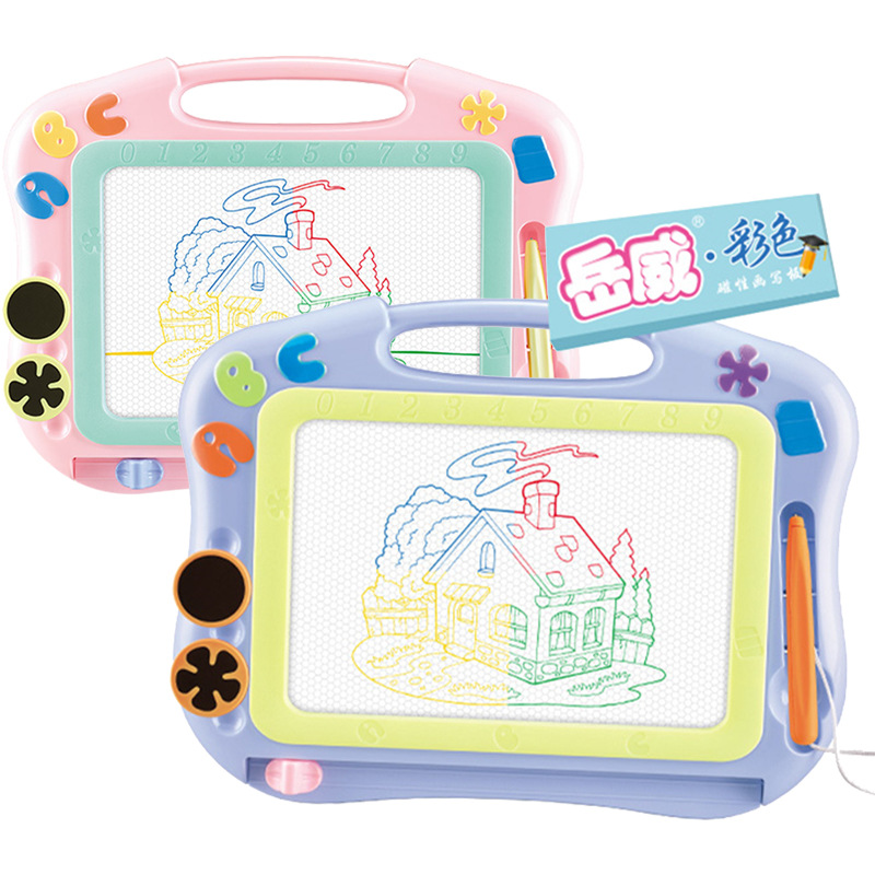 A Year Of Age Color Write BOY'S Toy GIRL'S 1 To 2 Children Semi-Drawing Board 3-6-Year-Old CHILDREN'S Have Educational 5 Plastic