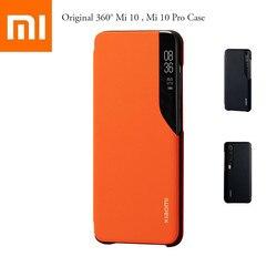 Oryginalny Xiao mi mi 10 mi 10 Pro etui na telefon 6.67 ''Xio mi 12GB256GB Smartphone powłoka ochronna przód tył pokrycie 360 °