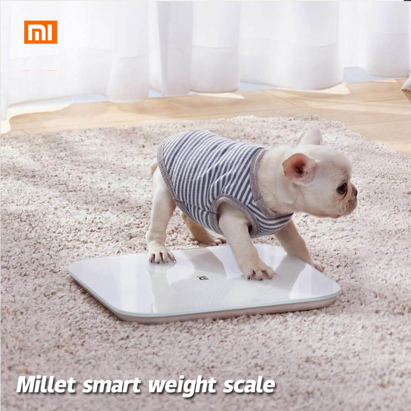 Xiaomi Scales-Weight-Balance Electronic-Scale Intelligent Bluetooth Household And Millet