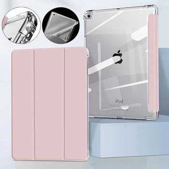 Dla iPad Air 4 Case 2020 iPad 10 2 Case 7 8 generacji Case Pro 11 2020 Mini 5 10 5 Air 2 9 7 6th funda iPad Pro 11 2021 Case tanie i dobre opinie HAIMAITONG Powłoka ochronna skóry CN (pochodzenie) Stałe Dla apple ipad ipad pro 11 cali moda wodoodporne odporne na wstrząsy