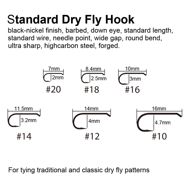 Amazing No.1 ICERIO Competition Fly Fishing Hook Fishhooks cb5feb1b7314637725a2e7: WYF10601|WYF11301|WYF11601|WYF13701|WYF13901|WYF14201|WYF15101|WYF15301