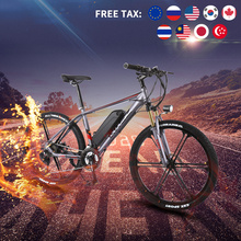 Electric Bike 350W 27 Speed 30km/h battery ebike electric 26″ Off Road Snow electric bicycle bicicleta