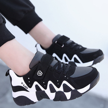 Spring Autumn Children Shoes Fashion Sports Running Shoes Br