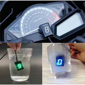 Image 2 - For Honda CB500X CB400SF CB650F CB 1300 400 CBF500  CBR300 NC400X VT400 VFR800 vt750 Ecu Plug Mount Speed Gear Display Indicator