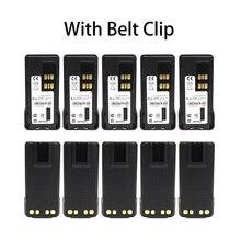 10X PMNN4409/PMNN4409AR Battery for Motorola MotoTRBO XPR7350 XPR7380 XPR7550 XPR7580 XPR3300e XPR3500e