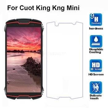 Перейти на Алиэкспресс и купить 3-1 шт. закаленное стекло для Cubot KingKong Mini защита экрана 9H закаленное стекло для телефона Cubot King Kong Mini 4,0 дюймстеклянная крышка