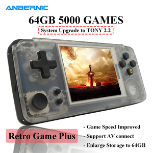 ANBERNIC RS97 Handheld Game Pl