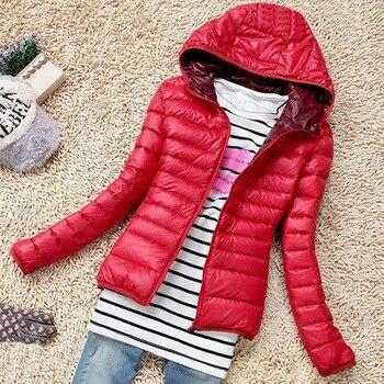 Women Parka basic Coats Female Winter Plus Velvet Warm Lamb Hooded Jackets 2020 New Cotton Long Slim