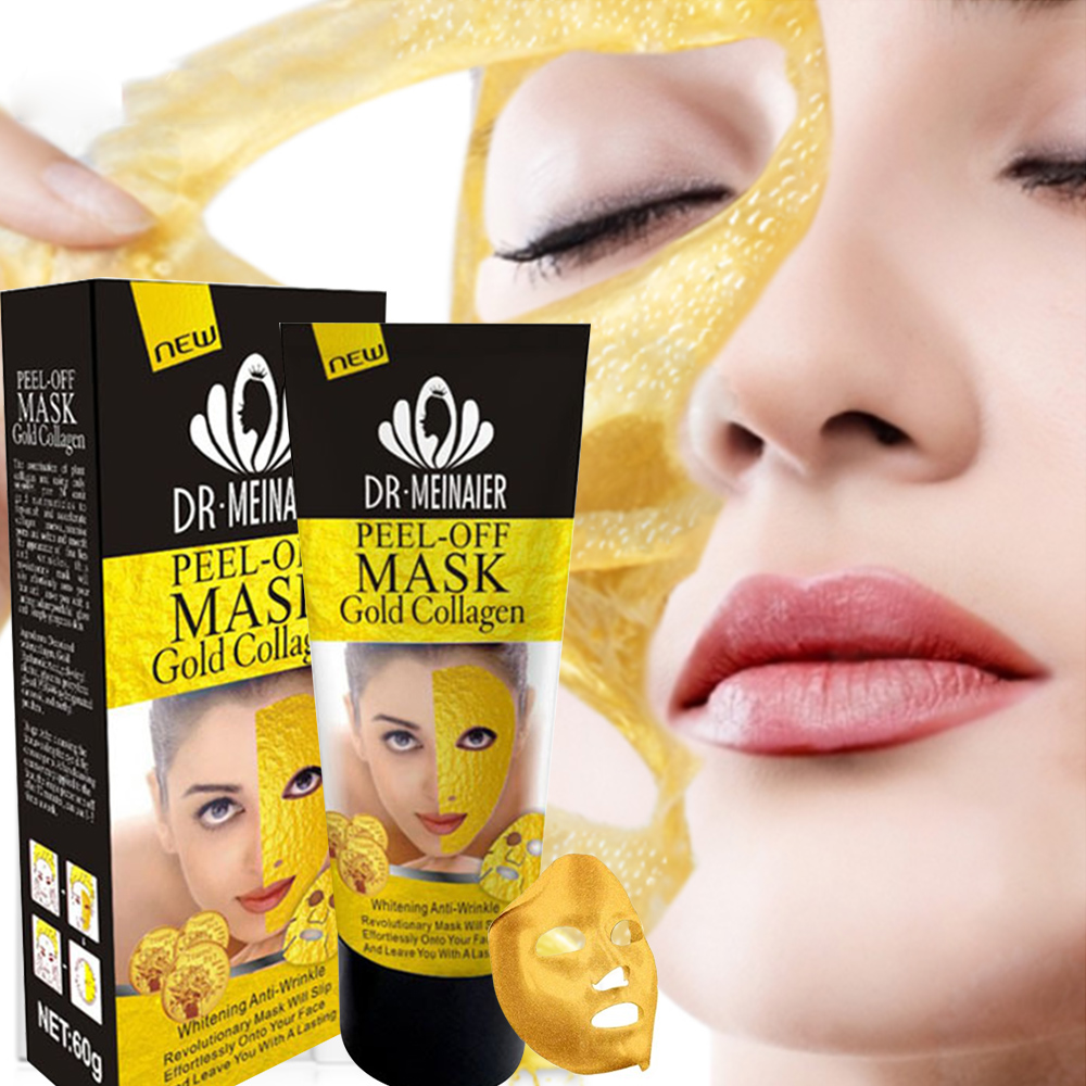 Image 2 - Tearing Mask For The Face Peel Mask Oil Control Blackhead Remover Peel Off Dead Skin Face Mask Clean Pores Shrink Facial Care-in Treatments & Masks from Beauty & Health