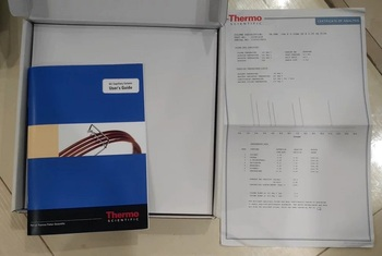 For 260F142P Thermo Scientific TR-5MS GC Column 30x0.25x0.25 Thermoelectric THERMO