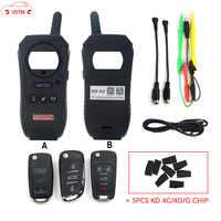 VSTM KEYDIY KD-X2 llave de coche puerta de garaje remoto kd x2 Generater/lector de Chip/frecuencia