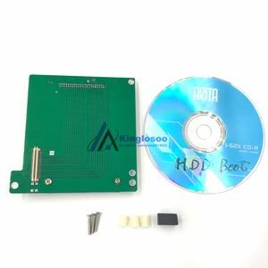 Image 2 - Napęd dysku twardego mod gry dla Sega Dreamcast DC konsola HDD gry darmowe 120 sztuk gier