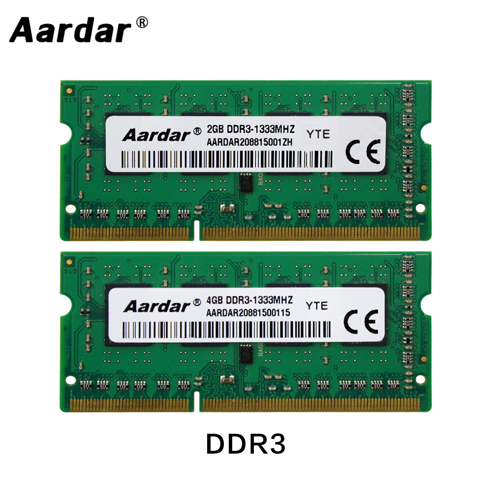 Aardar DDR3 <font><b>8GB</b></font> 1600MHz For <font><b>Laptop</b></font> <font><b>RAM</b></font> 2GB 1333MHz 4GB 1333MHz <font><b>RAM</b></font> For <font><b>Laptop</b></font> 1600MHz PC Memory <font><b>RAM</b></font> <font><b>8GB</b></font> 1333MHz image