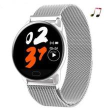 K9 Smart watch Men heart rate blood pressure sport Women MP3 smart bracelet fitness tracker wristband smartwatch