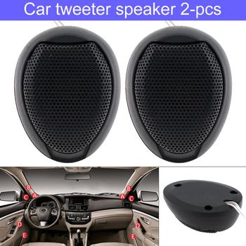 Universal 2pcs 1000W Car Tweeters Speaker TW-106 High Efficiency Mini Dome Tweeter Speakers for Car Vehicle Auto Audio System image