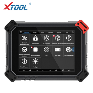 Image 3 - XTOOL PS80 Professional OBD2 Automotive Full System Diagnostic tool ECU Coding ps 80 Free update online