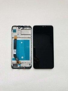 Image 4 - Rahmen + Original 6,26 LCD Für Huawei Ehre 8C LCD Display Touchscreen Digitizer Montage Für Honor Paly 8C BKK AL10 BKK L21 LCD