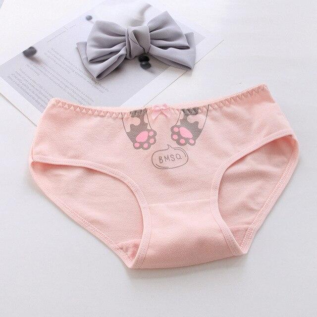 Preteen Animal Print Underpants  6