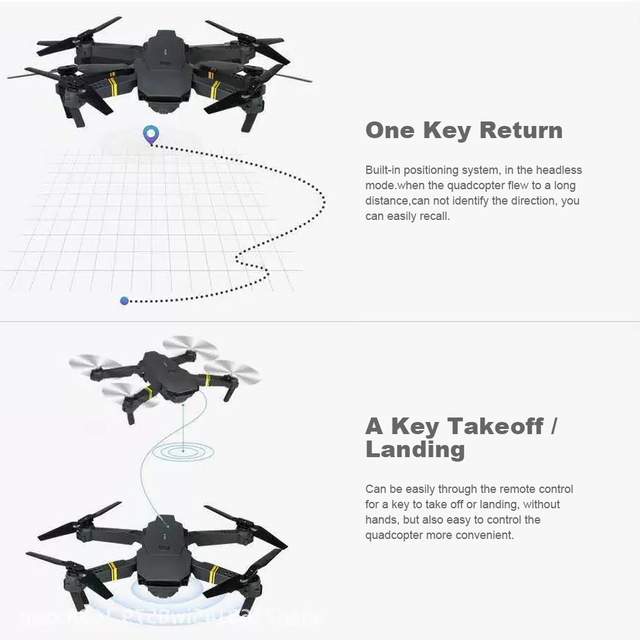 EMOTION DRONE 2.0 in-built 4k HD Professional Camera with Bag 4