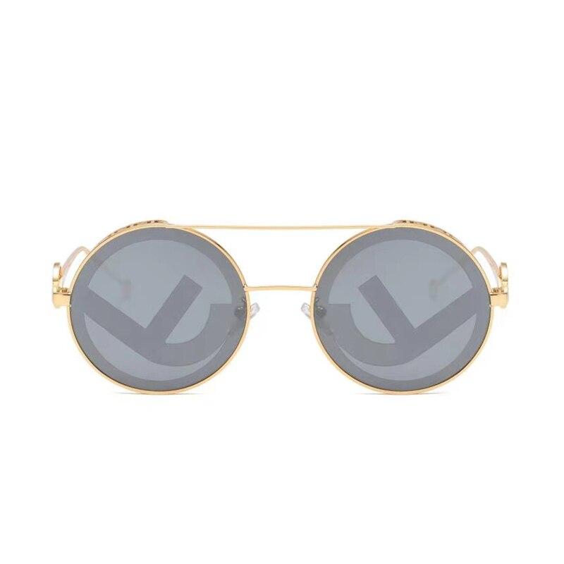 2021 nowych moda mężczyzna i kobieta klasyczny Steampunk okulary mężczyźni i kobiety okulary Retro okrągłe okulary metalowe okulary Retro