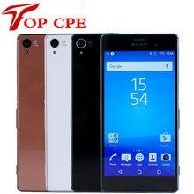 Original Sony Xperia Z3 D6603 desbloqueado teléfono inteligente 5,2