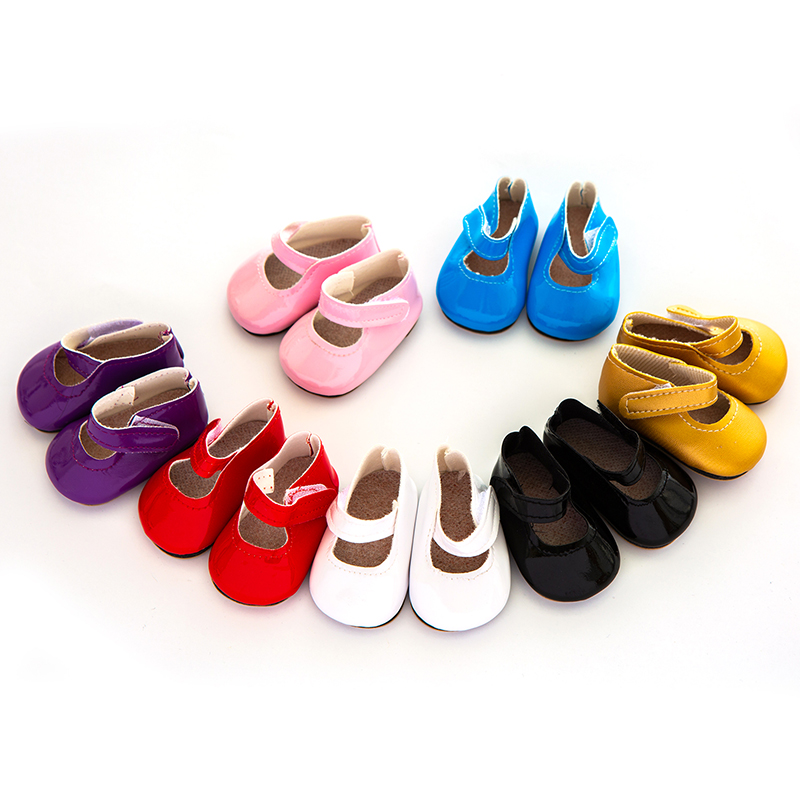 New Fashion Sandal Plastic Shoes For 43cm Baby Dolls 17 Inch Born Dolls Shoes