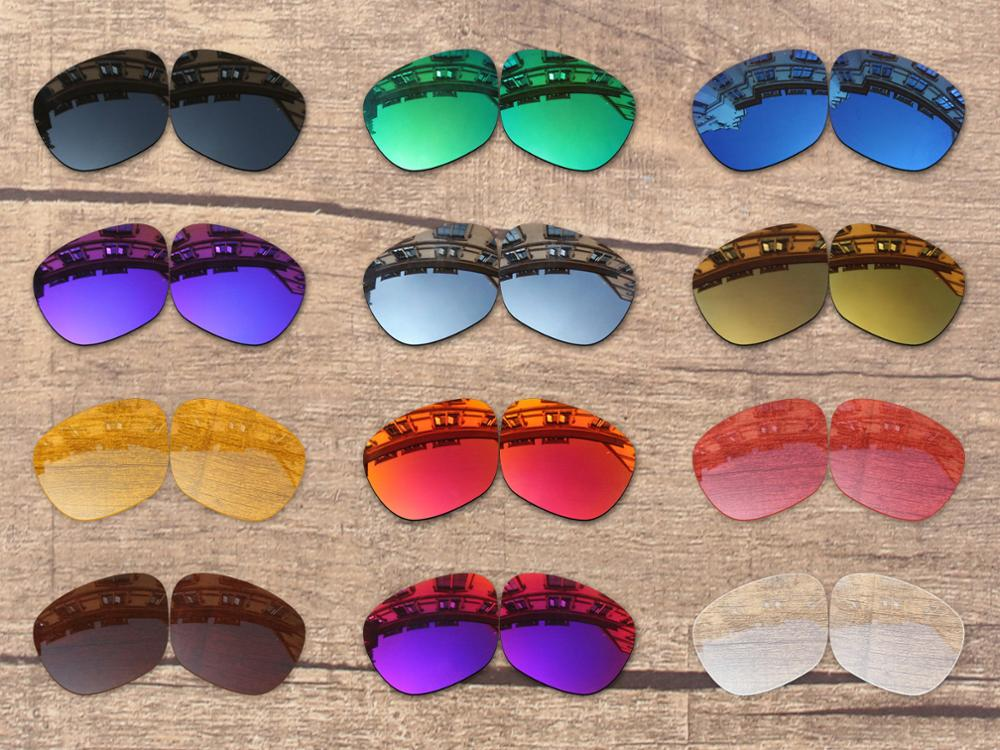 Options Vonxyz Polarized Replacement Lenses for-Electric Knoxville XL Sunglass
