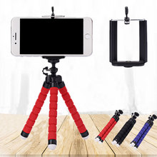 Octopus Tripod Gopro Mobile-Phone Roreta 7-Camera Mini Flexible Samsung Suitable