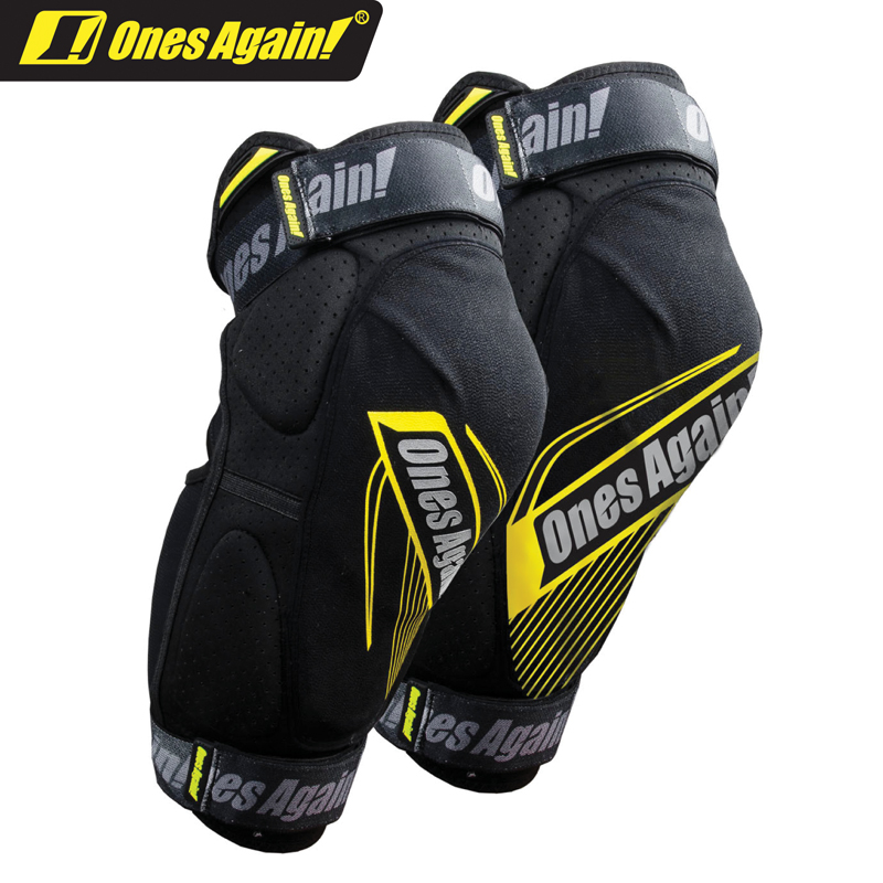 Ones again! MTB knee protection mountain bike knee BMX mtb bicycle Motorcycle protective gear Bicycle knee protector paragliding