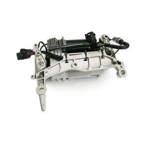 Image 4 - Marke Neue Luft Kompressor Pumpe für Audi Q7 Volkswagen Touareg Porsche Cayenne OEM 4L069800 7A 4154033050 4L069801