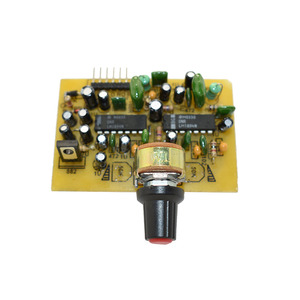 Image 4 - Схема шумоподавления Lusya LM1894, схема динамического шумоподавления DNR с потенциометром, G10 010