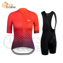 New Cycling Jersey Set 2020 Women's Summer Mtb Mountain Bike Cycling Clothing Ropa Ciclismo Mujer Breathable Downhill Jersey