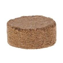 Прямая поставка и кокосовое волокно гранулы питательный грунт легкий завод сжатый база сад Sep.27