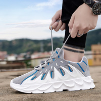 New Men Shoes with Thick Bottom fashion Daddy Shoes light sneakers men Breathable Casual Shoes Running shoe zapatos de hombre