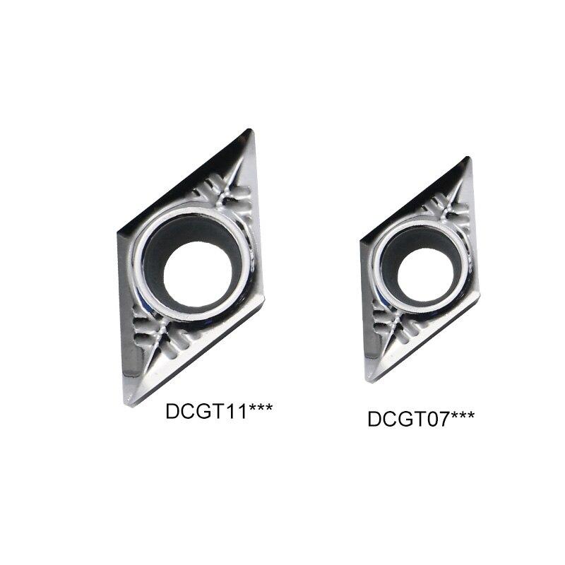 Korloy CCGT060204-AK H01 CCGT21.51-AK H01  CNC Carbide Inserts Free shipping