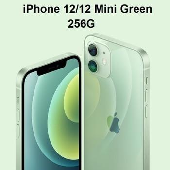 Apple iPhone 12/12 Mini 5G 6.7/5.4″ XDR Display 12MP Dual Camera IOS 14 Smartphone