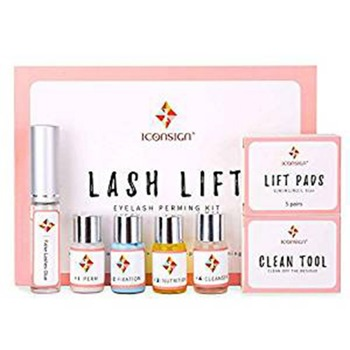 Professional Eyelash Perming Kit Full Eyelash Lift Salon Beauty Perm Lotion For Eyelash Perming Kit недорого