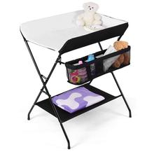 Diaper Changing Table Baby Care Desk Newborn Baby Change Diaper Changing Table Massage Baby Care Table Foldable Changing Case