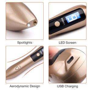 Image 4 - VIP Laser Plasma Pen Mole Removal Dark Spot Remover LCD Skin Care Point Pen